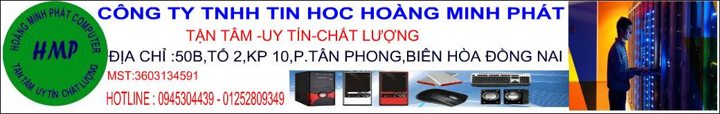 Công Ty TNHH Tin Học Hoàng Minh Phát