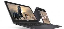 Asus sắp ra mắt laptop biến hình ZenBook Flip UX360CA