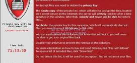 Ransomware: cuộc chiến bảo mật mới